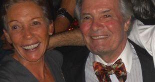 Jacques Pepin and His Beautiful Wife