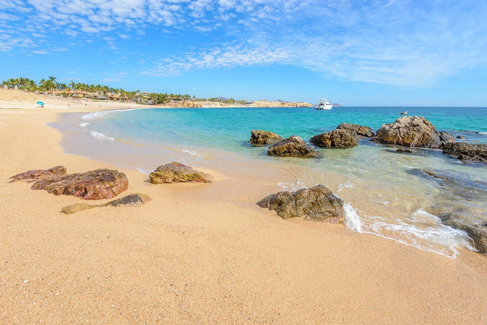 Playa El Chileno Beach, Cabo San Lucas