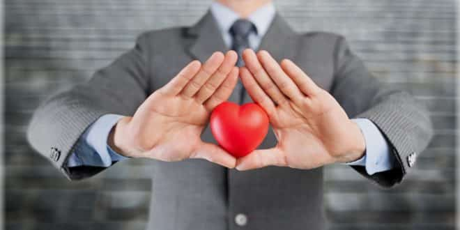 Customer love responsibility business passion social working