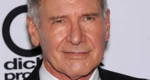 Harrison Ford arrives to Hollywood Film A