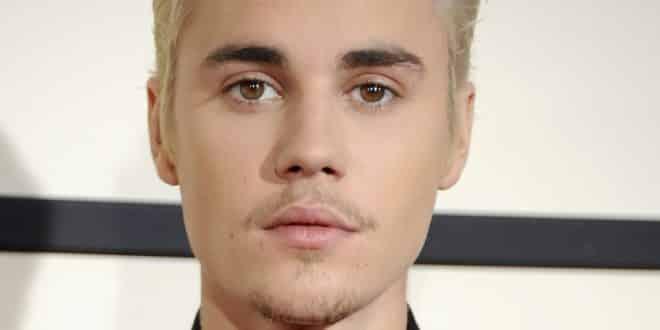Justin Bieber new face tattoo