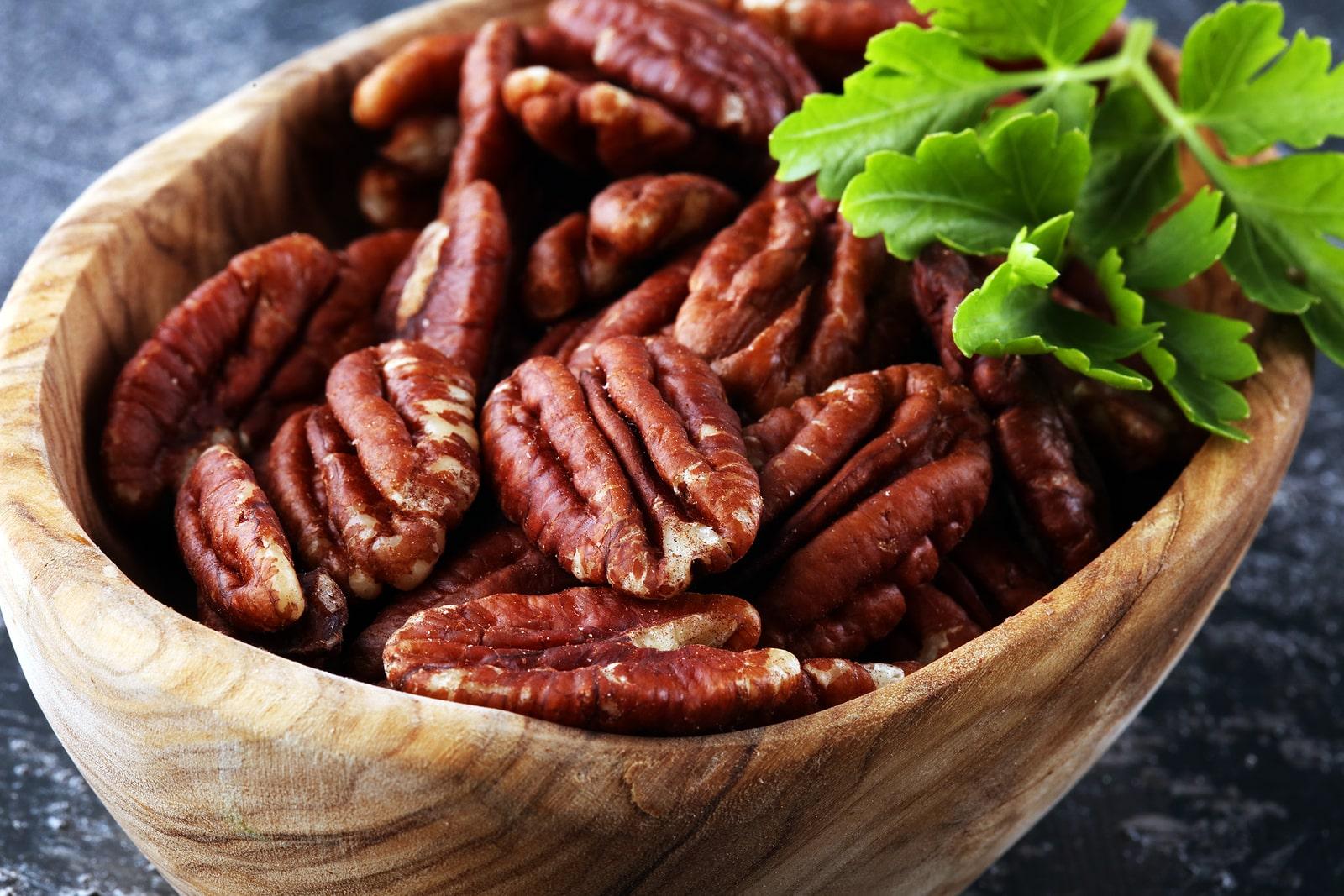 Pecan nuts