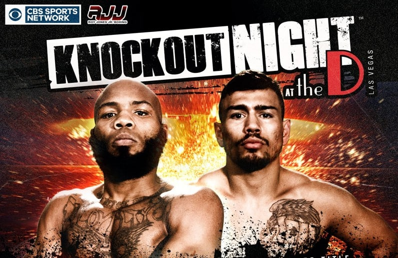 Roy Jones Jr. Promotions Presents Knockout Night at the D