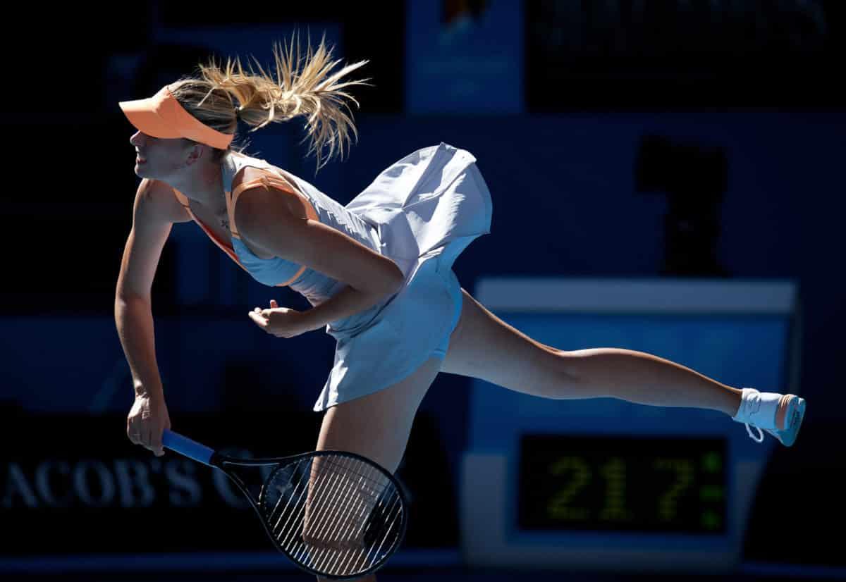 Maria Sharapova tennis ban