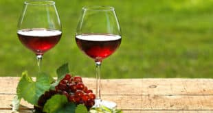 Benefits of drinking wine and working out