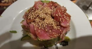 spicy tuna dish recipe