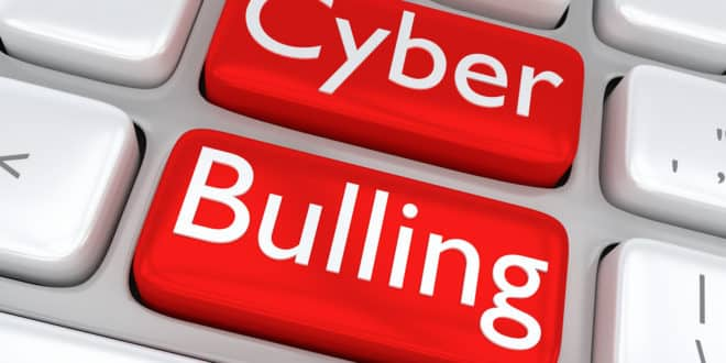 how to response to a Cyberbully