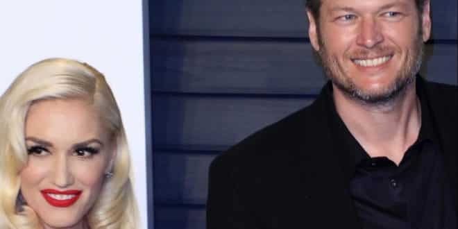 Blake Shelton and Gwen Stefani getting married