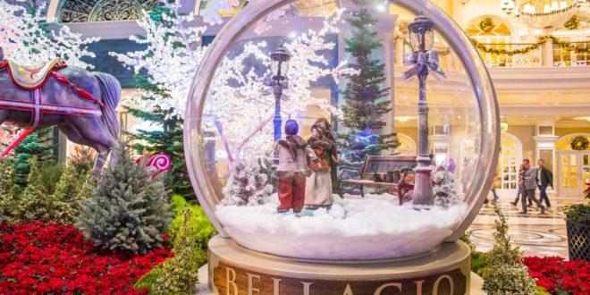 Tripps Travel Network Celebrates Christmas in Vegas
