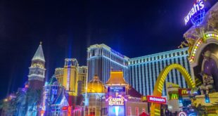 Big Match-ups in Vegas in December with Tripps Travel Network