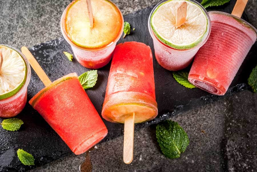 Healthy Frozen Treats