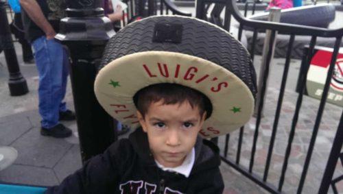 Tripps Travel Network Luigis Car movie