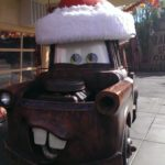 Tripps Travel Network visits Disneyland Cars