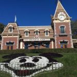 Tripps Travel Network visits Disneyland railroad stop