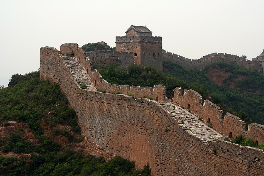Great Wall of China - Wonders of the World
