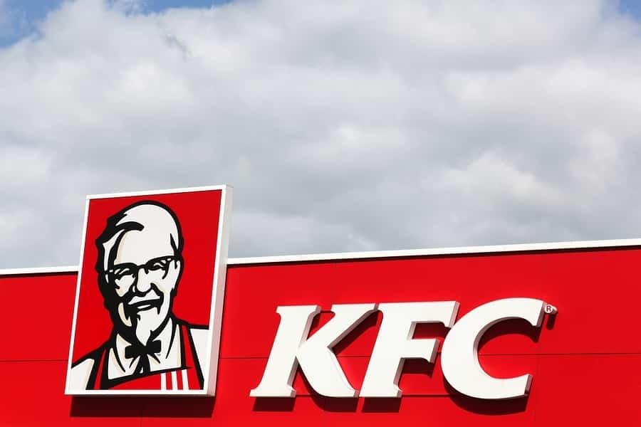KFC is accepting Bitcoin