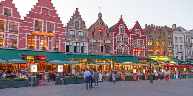 Brugge is Belgium's Top UNESCO World Heritage Site (4)