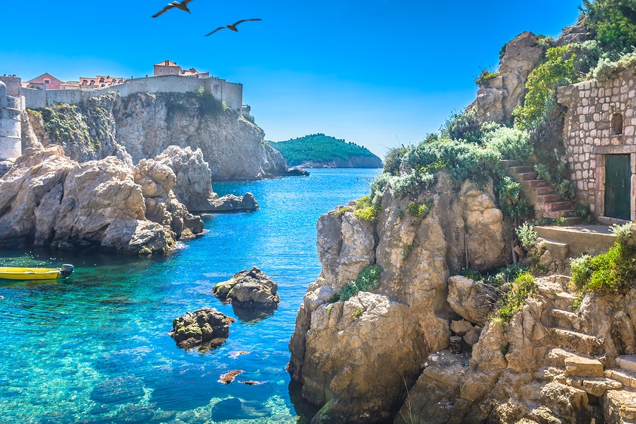 Explore the Top Sites of the Old City of Dubrovnik
