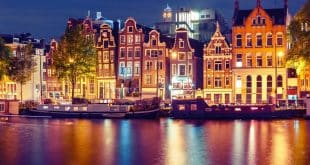 Amsterdam The City That Never Sleeps (1)