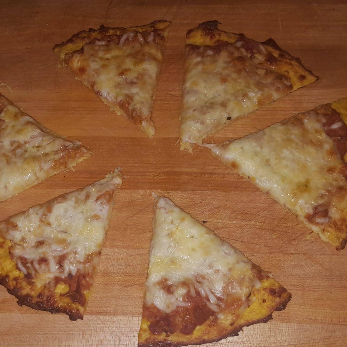 Best Spaghetti Squash Pizza (5)
