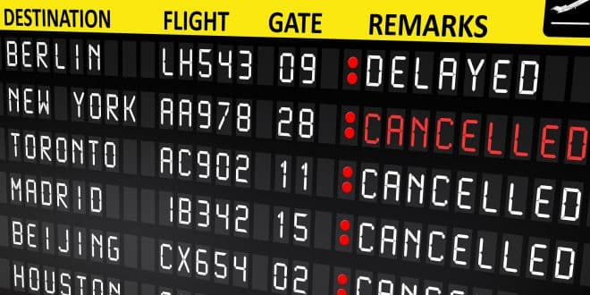 Best Tactics For Delayed Flights 1