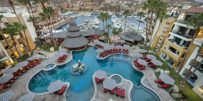 Marina Fiesta Resort Highlights New Years Eve Cabo Style