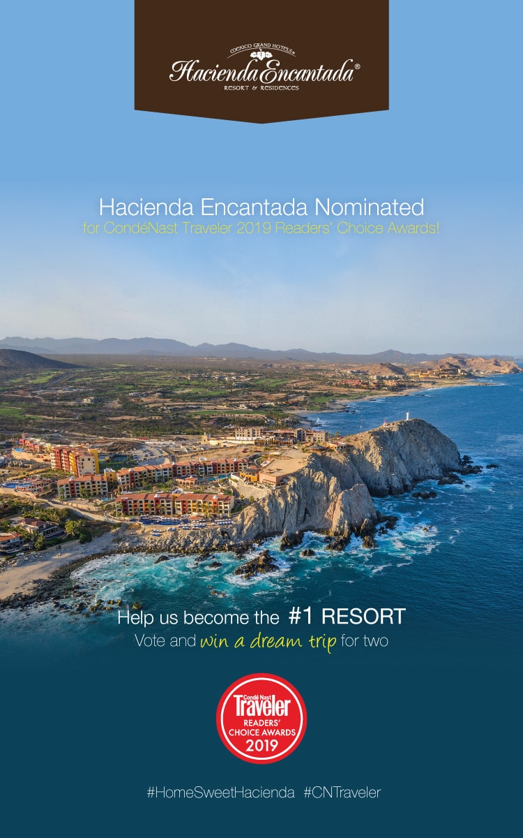 Hacienda Encantada Nominated for Prestigious Travel Award (1)