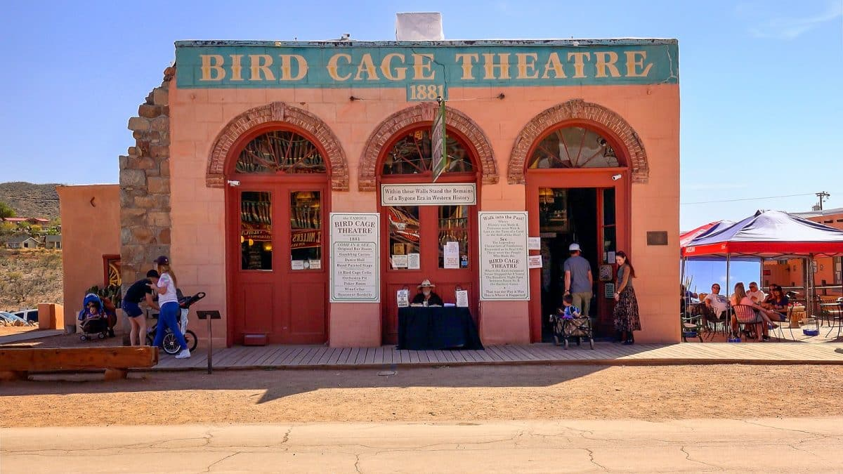 Cochise County Arizona Keeps Memories of the Old West Alive (4)