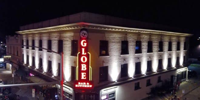 Globe Bar & Kitchen Spokane