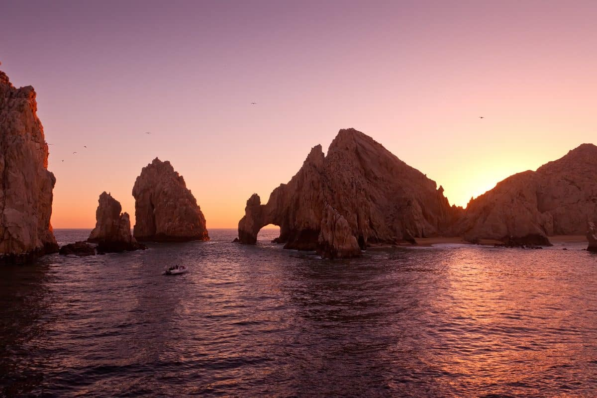 The Arch at Land's End