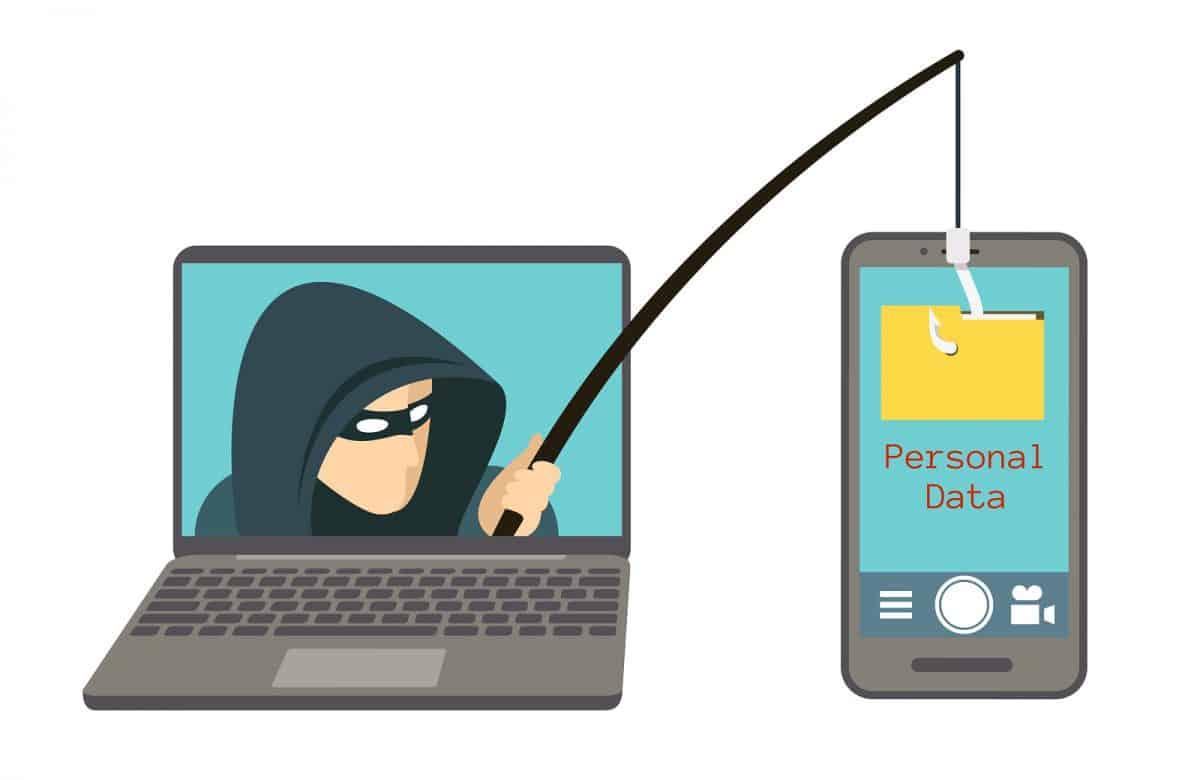 Phishing scam,
