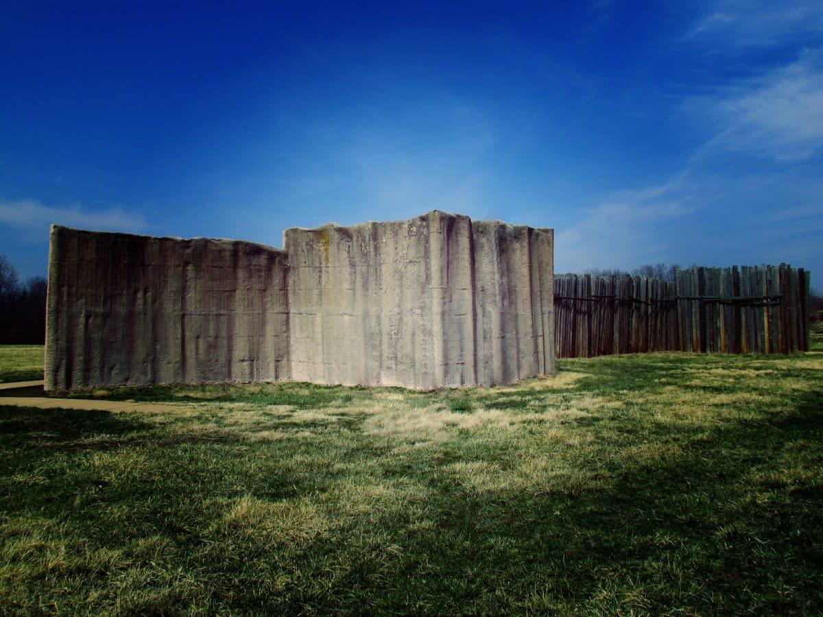 Cahokia Mounds Palisade