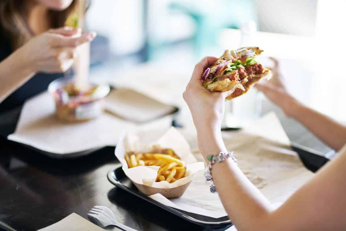 vegan meatless burger