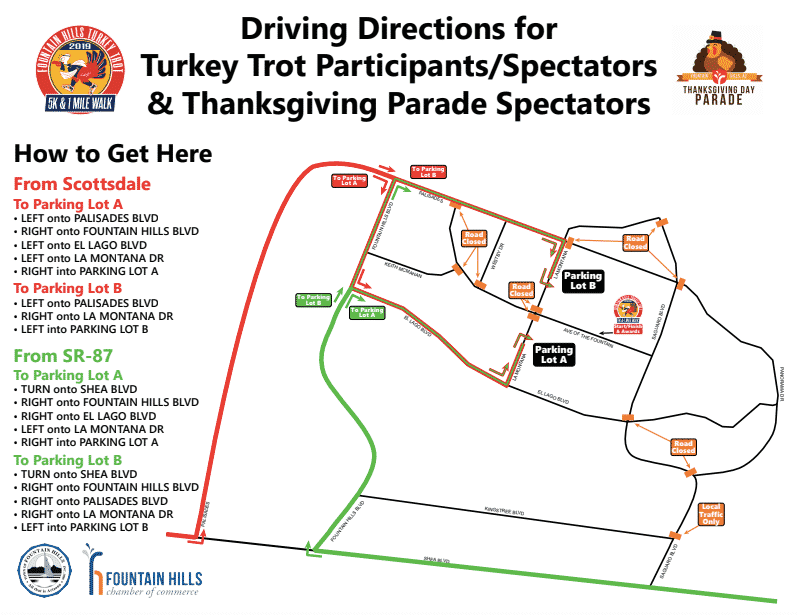 Fountain Hills Thanksgiving Parade Goes on Rain Or Shine (2)