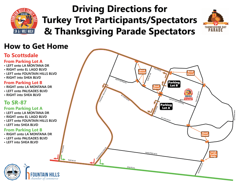 Fountain Hills Thanksgiving Parade Goes on Rain Or Shine (3)