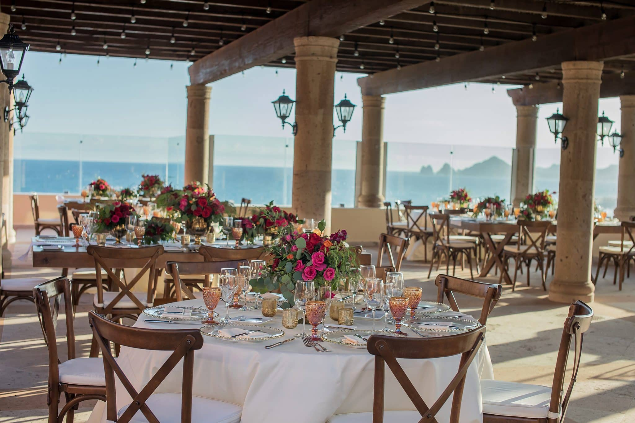wedding at Hacienda Encantada resort