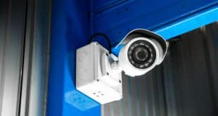 CCTV surveillance security camera video equipment concept