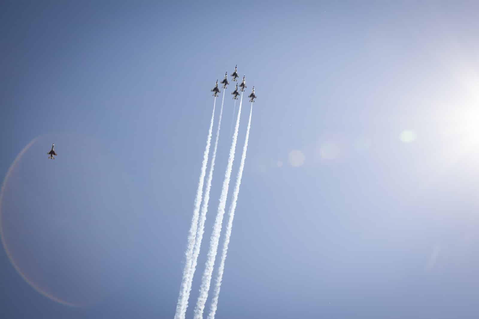 aerial salute 2