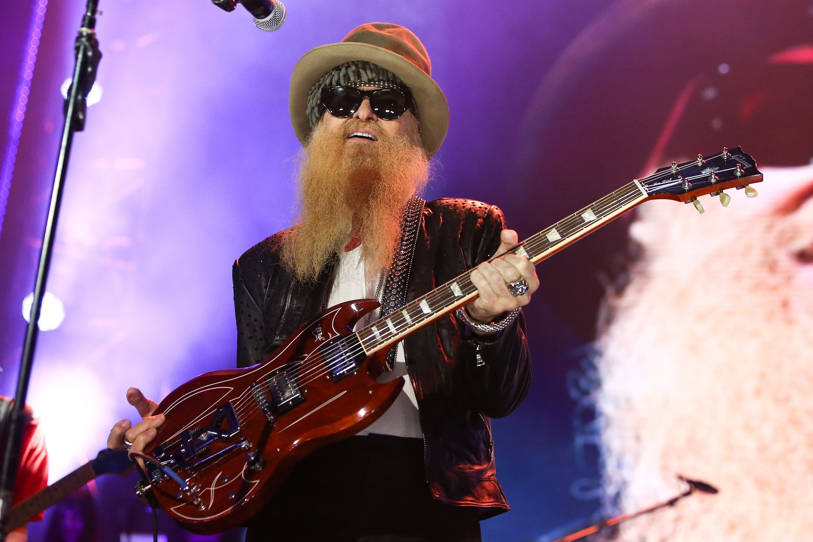 Billy Gibbons p -Paul Shaffer Plus One With Billy Gibbons ZZ Top