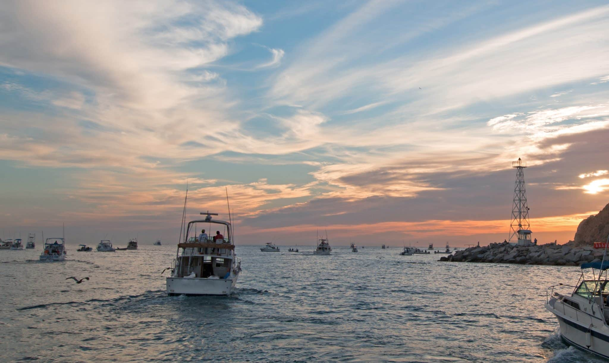 Fisherman Sunrise View