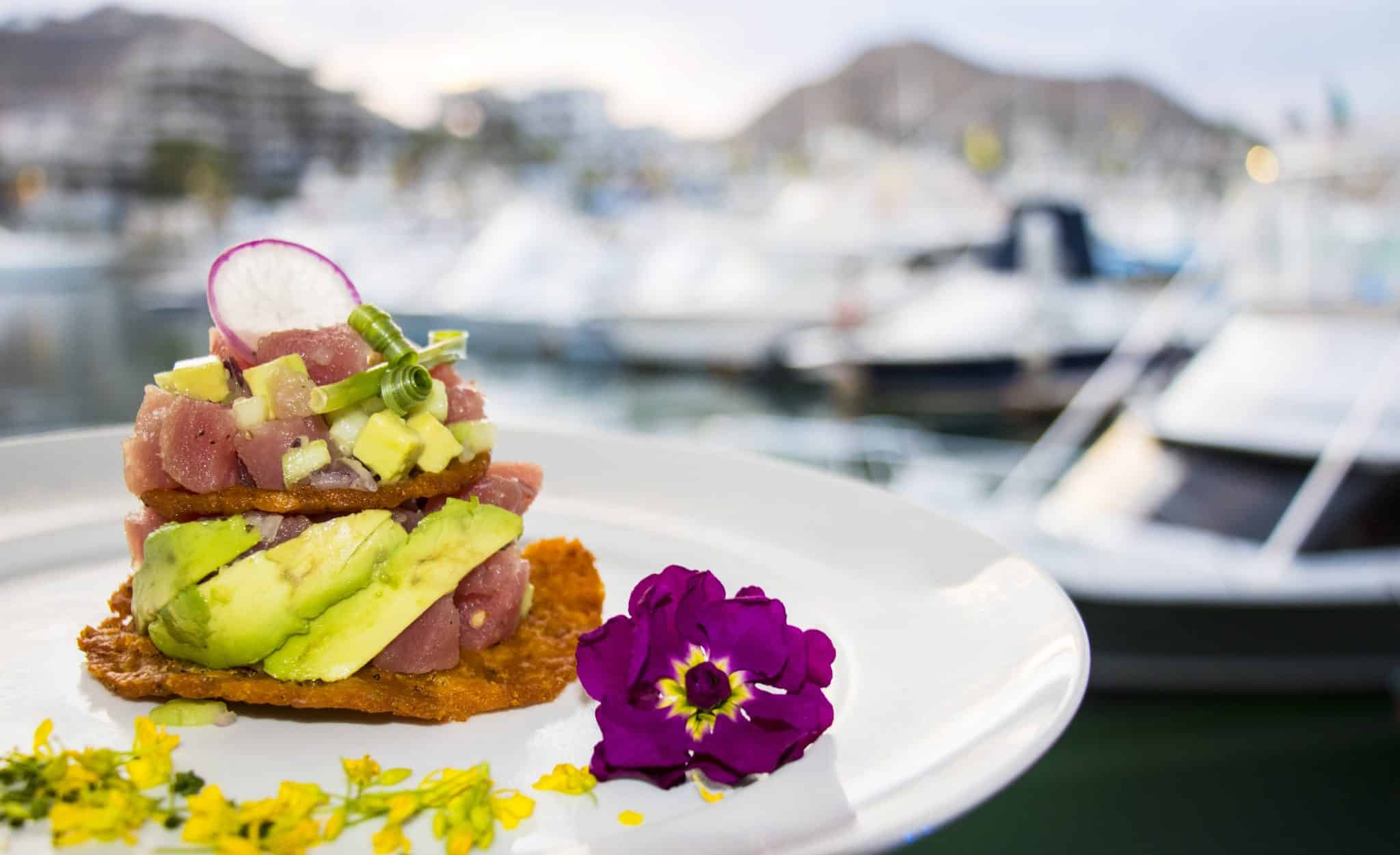 Golden Zone dining options in partnership with Hacienda ENcantada