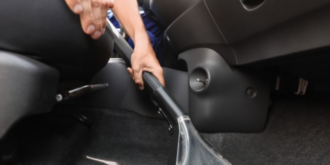 Easy Ways to Keep the Interior of Your Car Clean