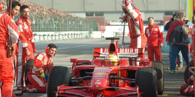 Motor Show in BolognaItaly
