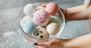 Bath Bomb Balls