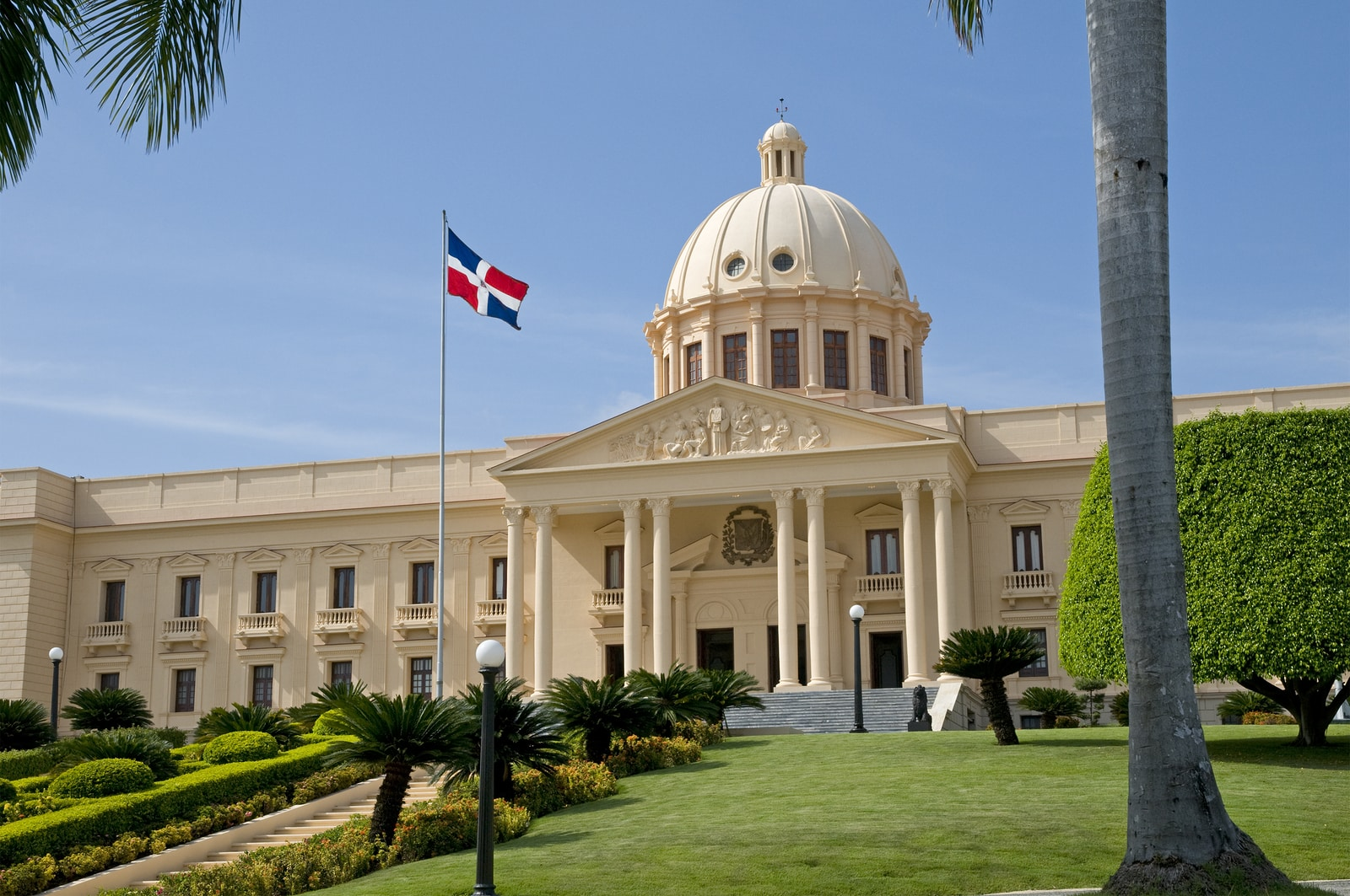 The National Palace in Santo Domingo by Vacation Store Aruba