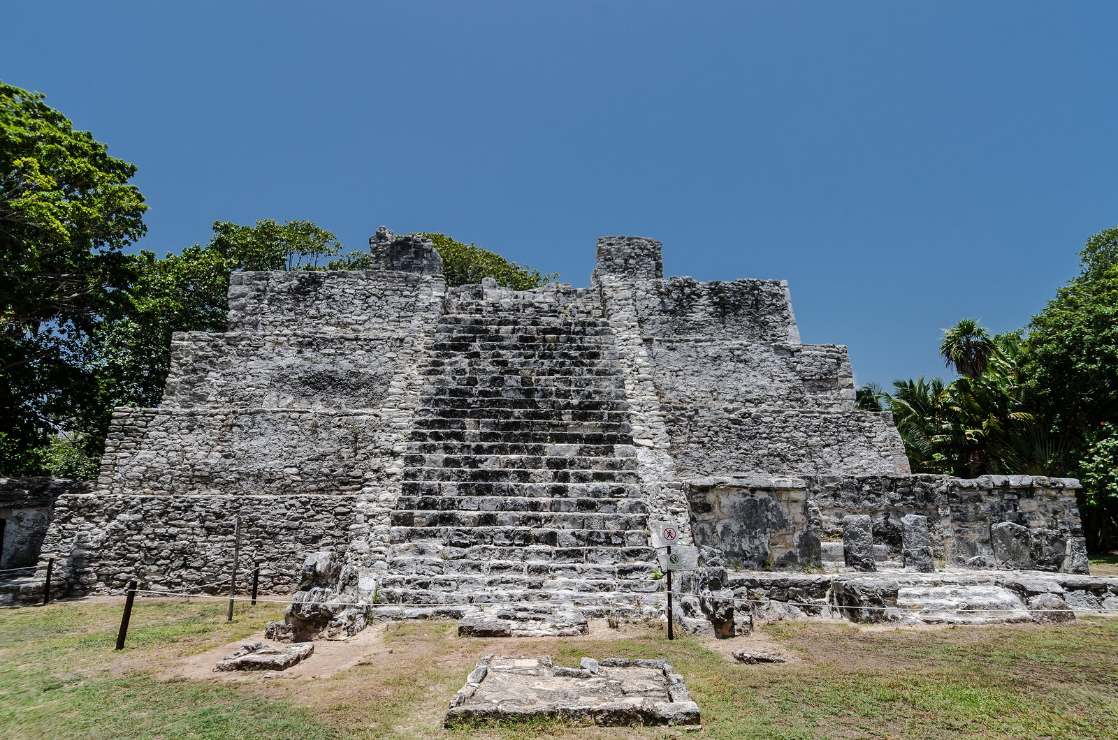 El Meco Mayan Ancient City, Located In Cancn, Quintana Roo, by Krystal International Vacation Club