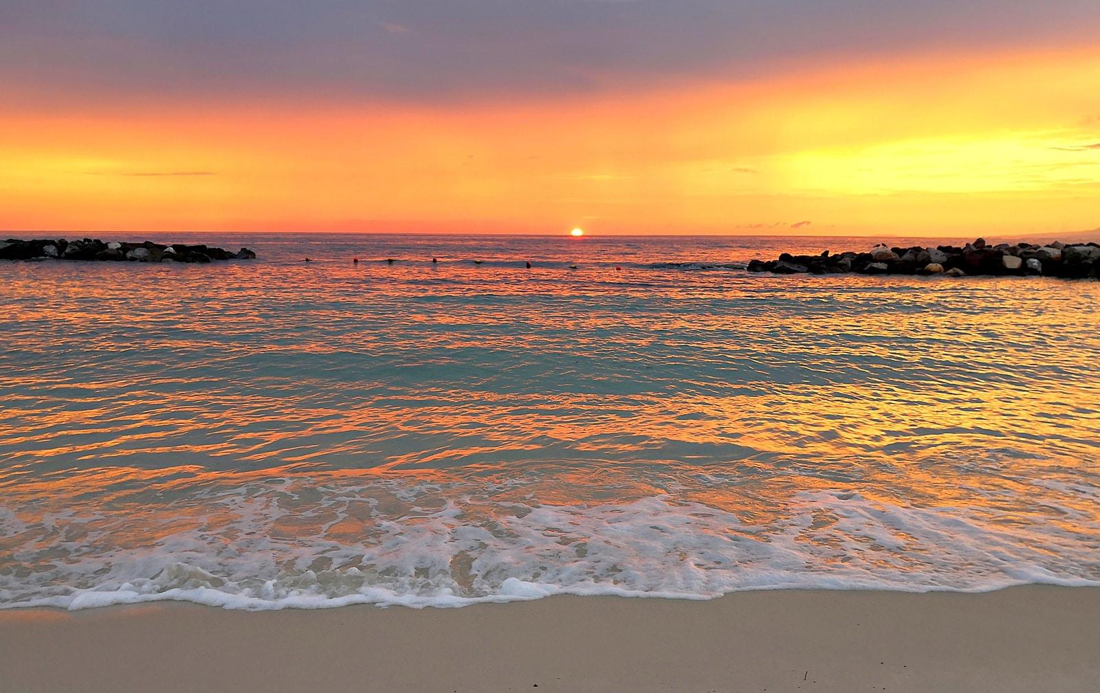 beach Garza Blanca, city of Puerto Vallarta