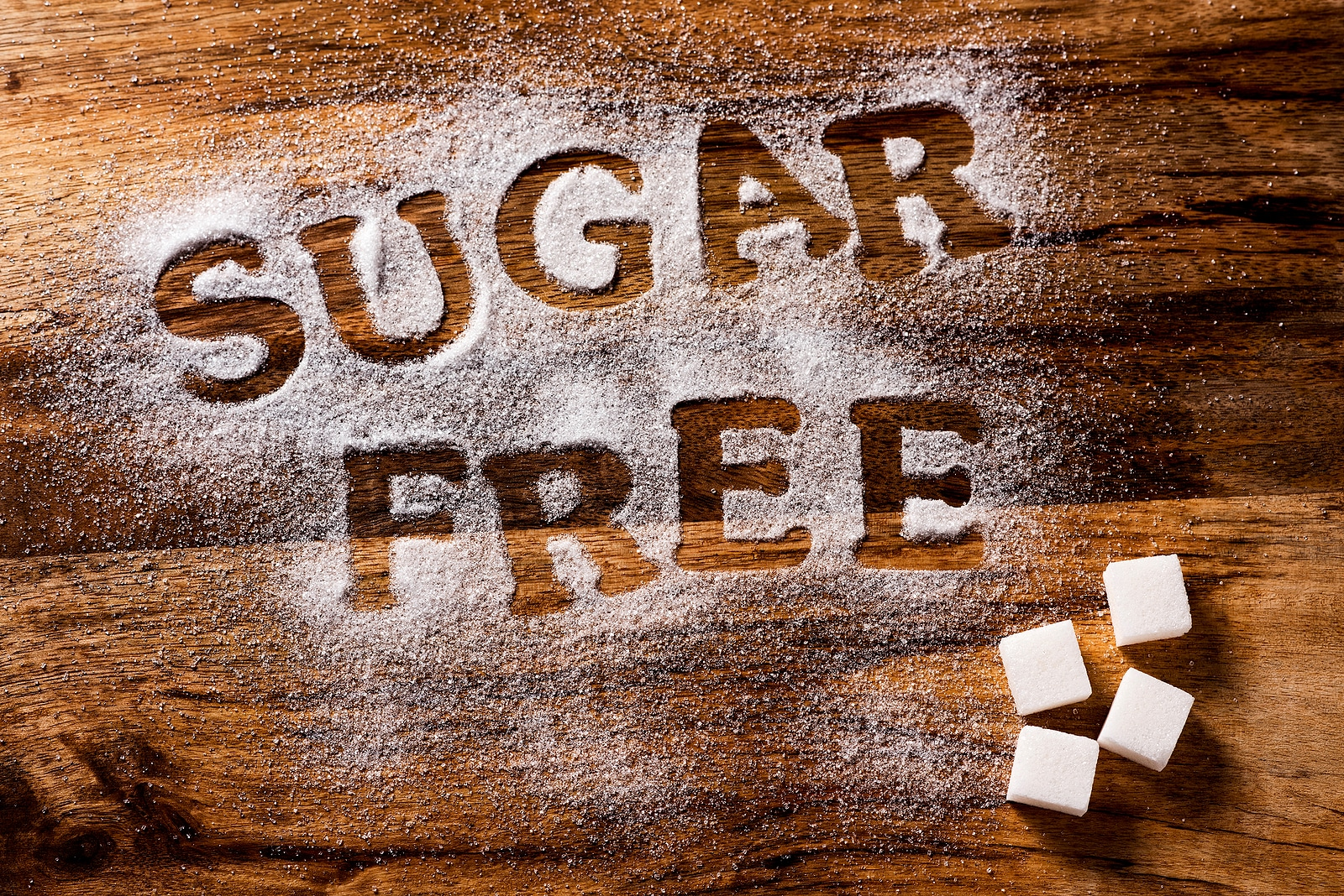 sugar free sign - Millennial Buying Trends