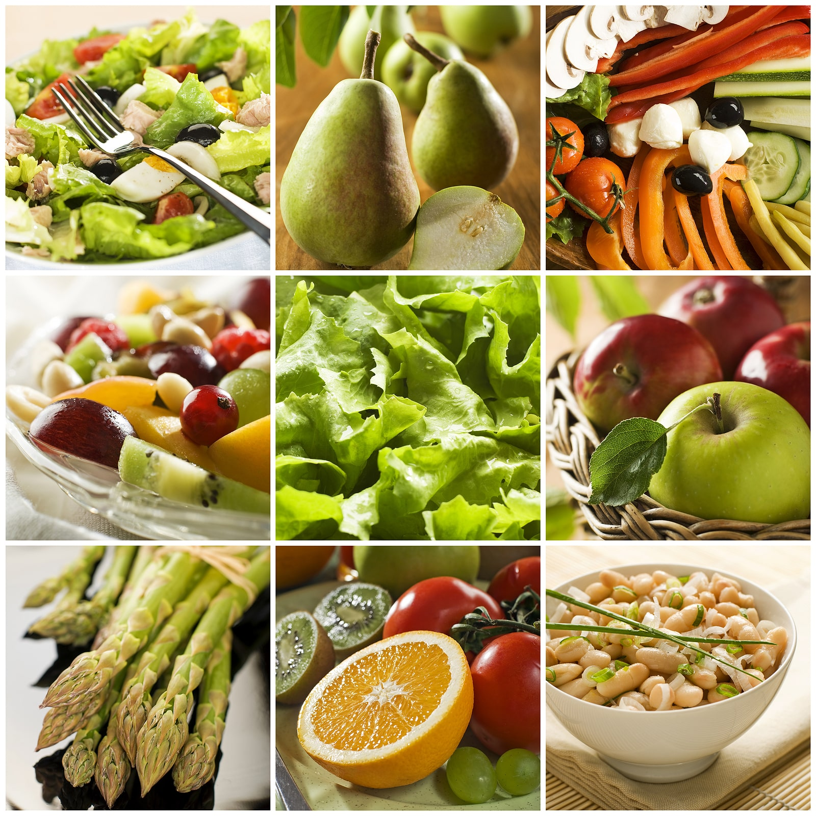 healthy vegetables and fruit food to help you be healthy