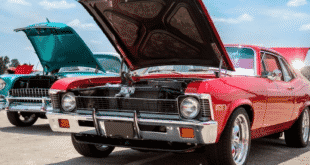 How To Best Display Your Classic Car